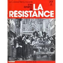 Le Colonel Rémy raconte Une Épopée de la Résistance n° 77 - Strasbourg