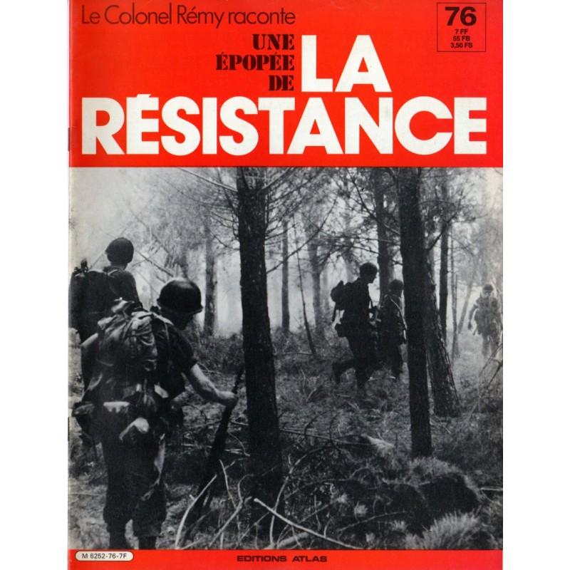 Le Colonel Rémy raconte Une Épopée de la Résistance n° 76 - Le Débarquement de Provence