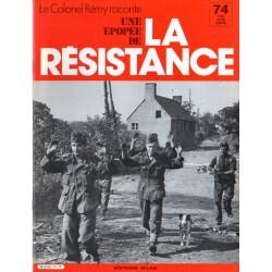 """Le Colonel Rémy raconte Une Épopée de la Résistance n° 74 - Un """"béret rouge"""", les S.A.S."""