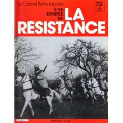 Le Colonel Rémy raconte Une Épopée de la Résistance n° 72 - La Bataille d'Italie