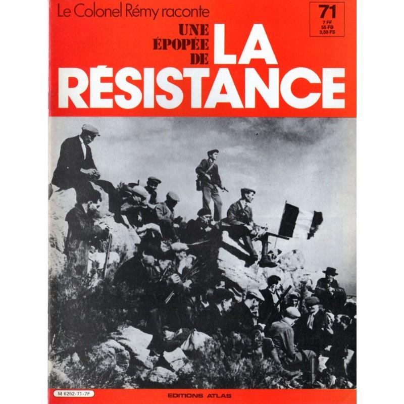 Le Colonel Rémy raconte Une Épopée de la Résistance n° 71 - La Libération de la Corse