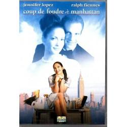 Coup de Foudre à Manhattan (Jennifer Lopez) - DVD Zone 2