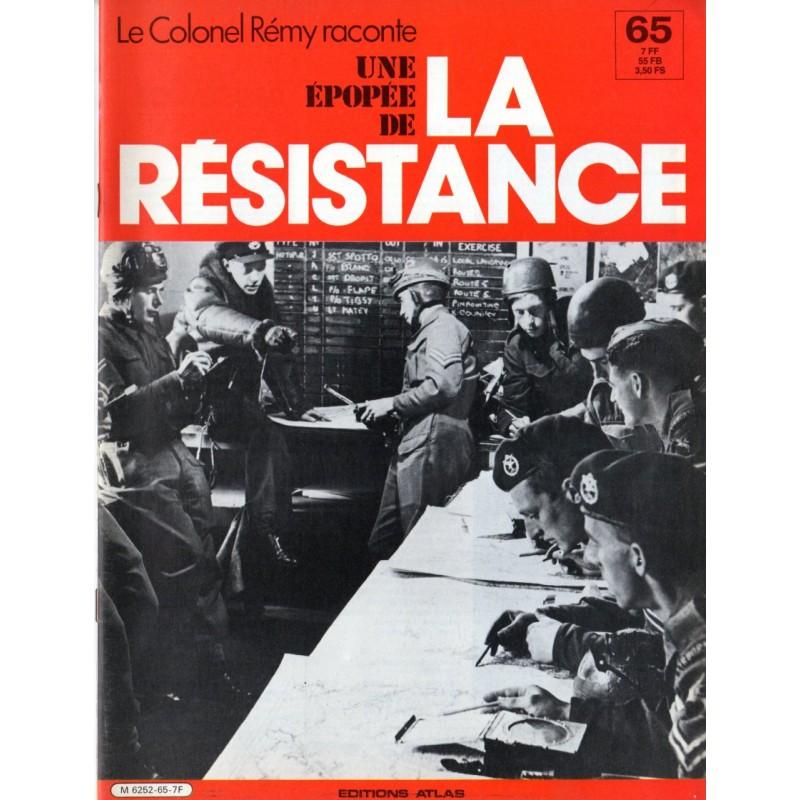 Le Colonel Rémy raconte Une Épopée de la Résistance n° 65 - Naissance des Forces navales françaises libres
