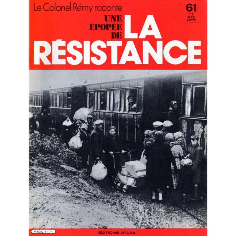 Le Colonel Rémy raconte Une Épopée de la Résistance n° 61 - Un pont sur la Loire