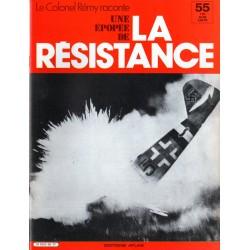 Le Colonel Rémy raconte Une Épopée de la Résistance n° 55 - La première bataille de blindés de l'Histoire