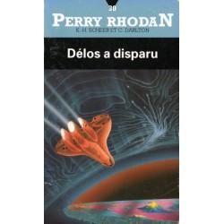 Perry Rhodan n° 30 - Délos a disparu (K.H. Scheer & Clark Darlton) Science-fiction