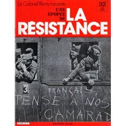 Le Colonel Rémy raconte Une Épopée de la Résistance n° 32 - La modestie du courage : Un bouquet de quatre sous