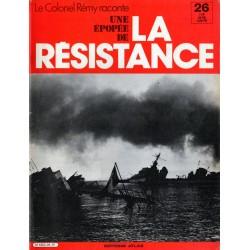 Le Colonel Rémy raconte Une Épopée de la Résistance n° 26 - Le grand tournant : Le 11 novembre 1942