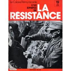 Le Colonel Rémy raconte Une Épopée de la Résistance n° 19 - Malgré les barreaux : Une Fille de la Charité