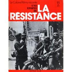 Le Colonel Rémy raconte Une Épopée de la Résistance n° 11 - Malgré la Gestapo : Un prêtre lorrain