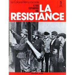 Le Colonel Rémy raconte Une Épopée de la Résistance n° 5 - Été 1940 : Dans les Vosges...