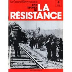 Le Colonel Rémy raconte Une Épopée de la Résistance n° 4 - Bruxelles, juillet 1940 : Ne pas courber la tête
