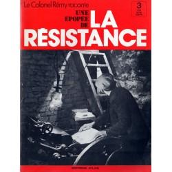Le Colonel Rémy raconte Une Épopée de la Résistance n° 3 - Vers la France Libre : Une île perdue sur la mer, l'île de Sein