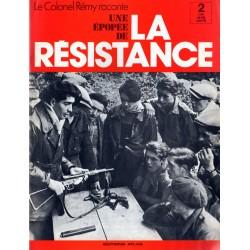 Le Colonel Rémy raconte Une Épopée de la Résistance n° 2 - 20 juin 1940 : Le Verdon (Gironde)