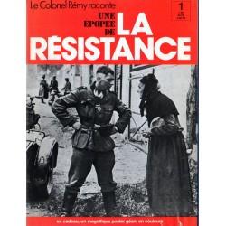 Le Colonel Rémy raconte Une Épopée de la Résistance n° 1 - Mai-Juin 1940 : Au Luxembourg