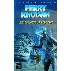 Perry Rhodan n° 75 - Les Sauveteurs Sigans (K.H. Scheer & Clark Darlton) Science-fiction