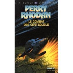Perry Rhodan n° 65 - Le Combat des Cent-Soleils (K.H. Scheer & Clark Darlton) Science-fiction