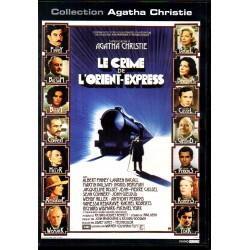 Le Crime de l'Orient Express (D'après l'œuvre originale d'Agatha Christie) - DVD Zone 2