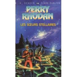 Perry Rhodan n° 106 - Les Soeurs stellaires (K.H. Scheer & Clark Darlton) Science-fiction