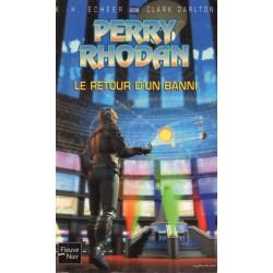 Perry Rhodan n° 208 - Le Retour d'un banni (K.H. Scheer & Clark Darlton) Science-Fiction