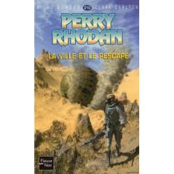 Perry Rhodan n° 210 - La Ville et le rescapé (K.H. Scheer & Clark Darlton) Science-Fiction