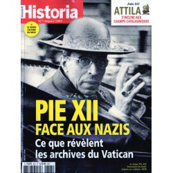 Historia n° 894 - PIE XII...