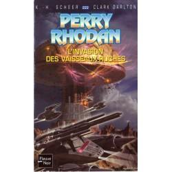 Perry Rhodan n° 222 - L'Invasion des vaisseaux-ruches (K.H. Scheer & Clark Darlton) Science-Fiction