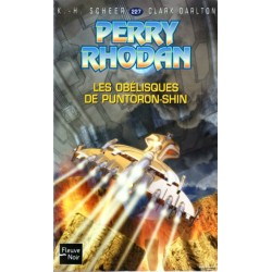 Perry Rhodan n° 227 - Les Obélisques de Puntoron-Shin (K.H. Scheer & Clark Darlton) Science-Fiction