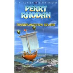 Perry Rhodan n° 230 - Transplantation Solaire (K.H. Scheer & Clark Darlton) Science-Fiction