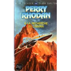 Perry Rhodan n° 232 - À la recherche du Tabora (K.H. Scheer & Clark Darlton) Science-Fiction