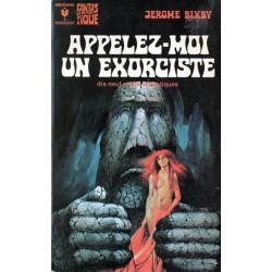 Appelez-moi un exorciste ( Jerome BIXBY) - Science Fiction