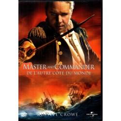 Master and Commander : De l'autre côté du monde - DVD Zone 2
