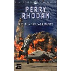 Perry Rhodan n° 252 - Sus aux Vieux-Mutants (K.H. Scheer & Clark Darlton) Science-Fiction