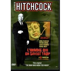 L'homme qui en savait trop (Alfred Hitchcock) - DVD Zone 2