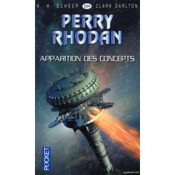 Perry Rhodan n° 284 - Apparition des concepts (K.H. Scheer & Clark Darlton) Science-Fiction