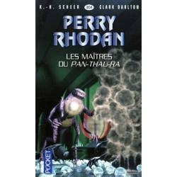 Perry Rhodan n° 304 - Les Maîtres du Pan-Thau-Ra (K.H. Scheer & Clark Darlton) Science-Fiction