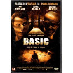 Basic (John Travolta) - DVD Zone 2