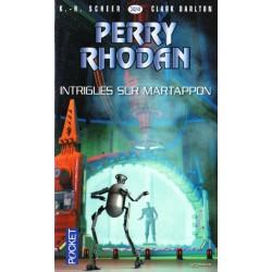 Perry Rhodan n° 324 - Intrigues sur Martappon (K.H. Scheer & Clark Darlton) Science-Fiction