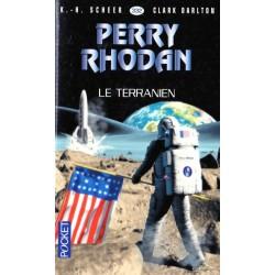 Perry Rhodan n° 332 - Le Terranien (K.H. Scheer & Clark Darlton) Science-Fiction