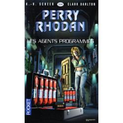 Perry Rhodan n° 334 - Les Agents programmés (K.H. Scheer & Clark Darlton) Science-Fiction