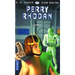 Perry Rhodan n° 340 - Sphinx (K.H. Scheer & Clark Darlton) Science-Fiction