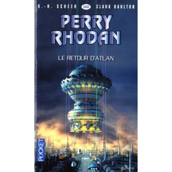 Perry Rhodan n° 342 - Le Retour d'Atlan (K.H. Scheer & Clark Darlton) Science-Fiction