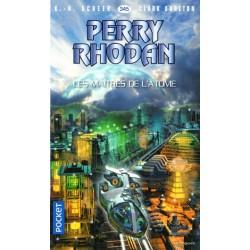 Perry Rhodan n° 345 - Les Maîtres de l'atome (K.H. Scheer & Clark Darlton) Science-Fiction