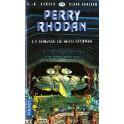 Perry Rhodan n° 348 - La Brigade de Seth-Apophis (K.H. Scheer & Clark Darlton) Science-Fiction