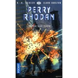 Perry Rhodan n° 368 - L'Enfer sur Terre (K.H. Scheer & Clark Darlton) Science-Fiction