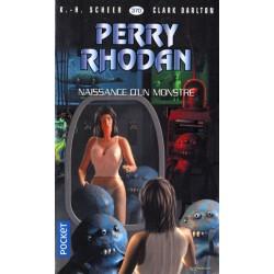 Perry Rhodan n° 370 - Naissance d'un monstre (K.H. Scheer & Clark Darlton) Science-Fiction