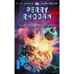 Perry Rhodan n° 376 - Le Décalogue des éléments (K.H. Scheer & Clark Darlton) Science-Fiction