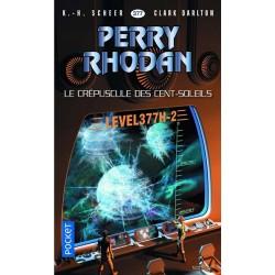 Perry Rhodan n° 377 - Le Crépuscule des Cent-Soleils (K.H. Scheer & Clark Darlton) Science-Fiction