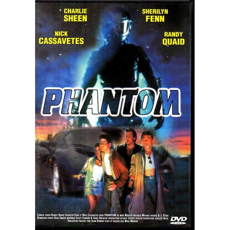Phantom (Charlie Sheen) - DVD Zone 2