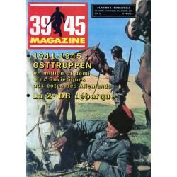 Magazine 39-45 n° 8 - 1941-1945 : OSTTRUPPEN, un million et demi d'ex-Soviétiques aux cotés des Allemands